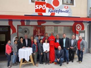 SPÖ-Büroeröffnung-Wiener-Str. (© heivei)
